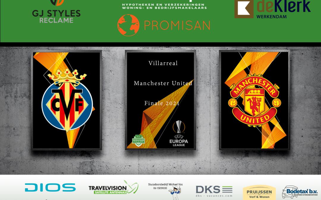 Villarreal maakt droom werkelijkheid en wint  Europa League