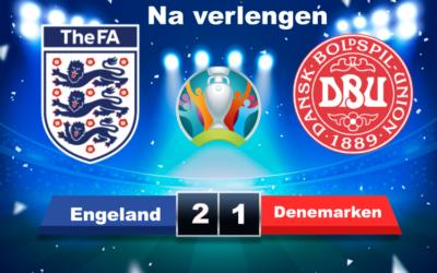 Engeland plaatst zich voor Finale EK na zeer discutabele penalty