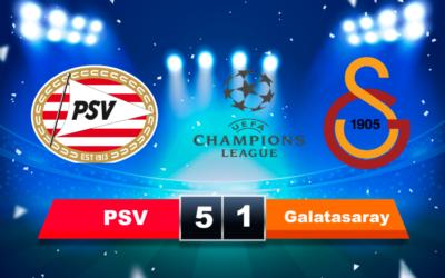Dominant PSV wint in Philips Stadion van Galatasaray, oranjeleeuwinnen openen olympische spelen met zege