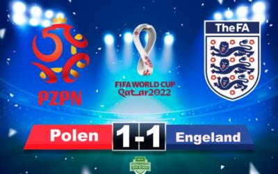 Polen pakt verdiend punt in duel met hoge intensiteit