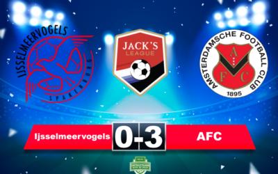 Samenvatting IJsselmeervogels  – AFC