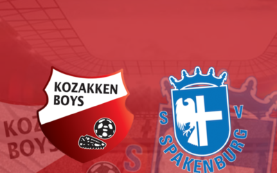 Samenvatting Kozakken Boys – SV Spakenburg