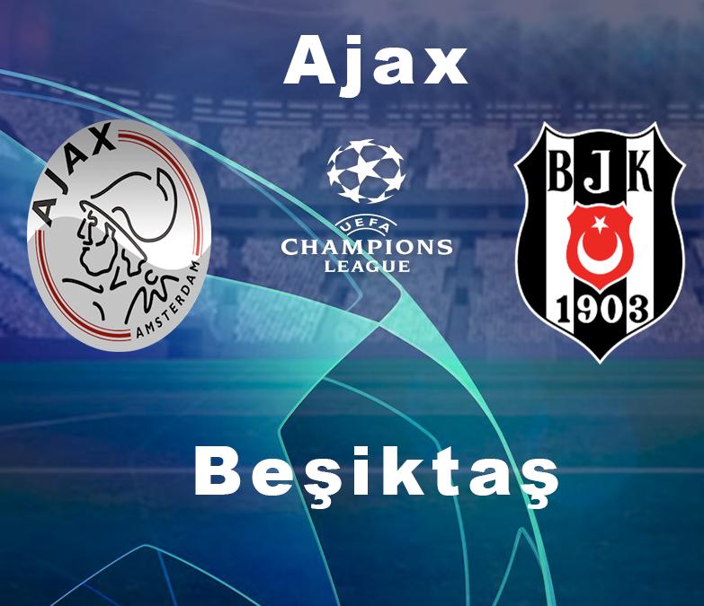 Ajax is heer en meester tegen onmachtig besiktas en heeft droomstart in de Champions League