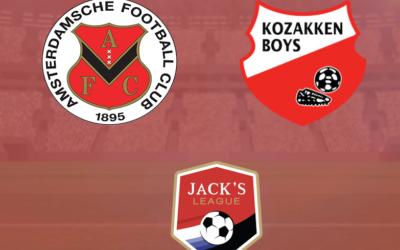 Samenvatting AFC – Kozakken Boys